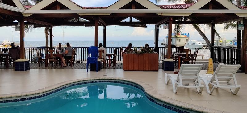 beach front restaurant san pedro
