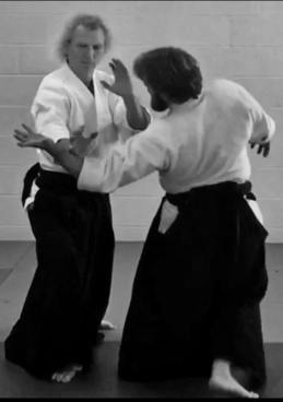 Eric Gillet, instructor at Tacoma Aikikai