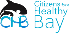 Citizens for a Healthy Bay logo