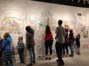 Ryan Feddersen art mural