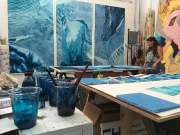 Boilini art studio