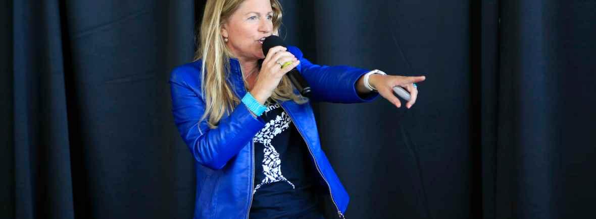 speaker Annie Crawley