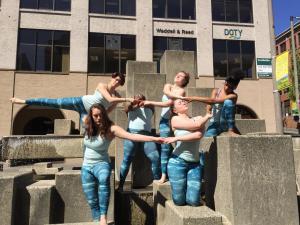 SOTA dancers
