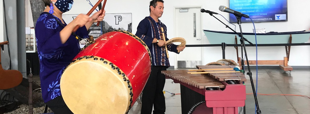 miho diego percussion duo