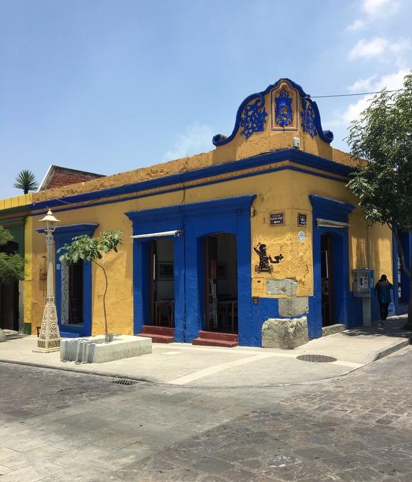 Rejsetips til Oaxaca