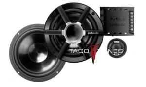 Polk Audio MM6501 Component Speakers Toyota Tacoma