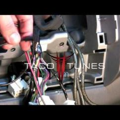 2004 Toyota Corolla Stereo Wiring Diagram Dodge Journey How To Install Steering Wheel Controls Work With New Tacoma