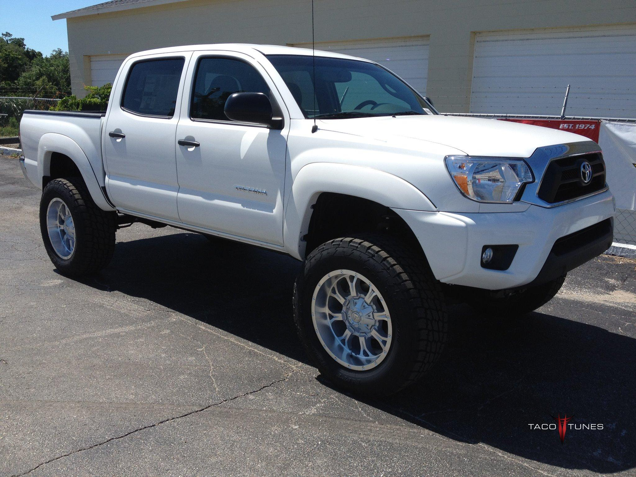 Install Steering Wheel Controls In Toyota Tacoma Double