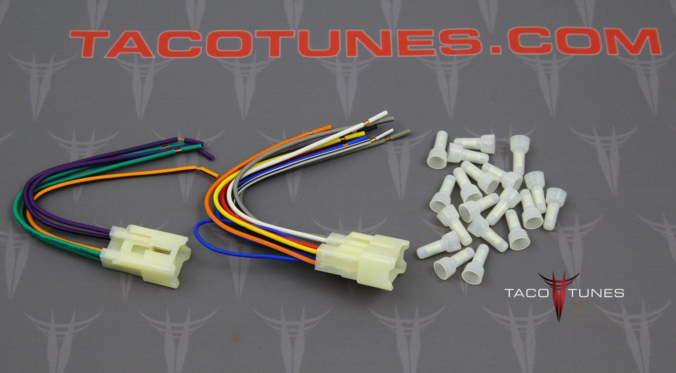 hight resolution of 2012 toyota tacoma aftermarket stereo installation kit toyota matrix stereo wiring harness toyota stereo wiring harness