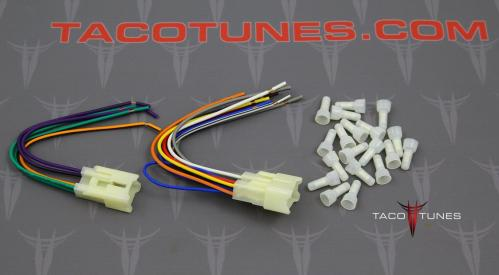 small resolution of 2012 toyota tacoma aftermarket stereo installation kit toyota matrix stereo wiring harness toyota stereo wiring harness