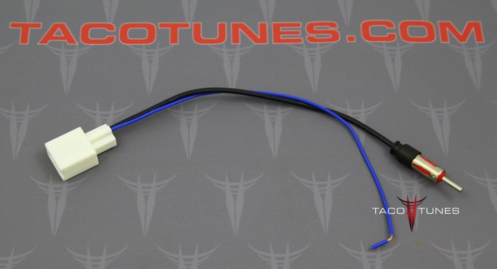 medium resolution of toyota antenna adapter 2013