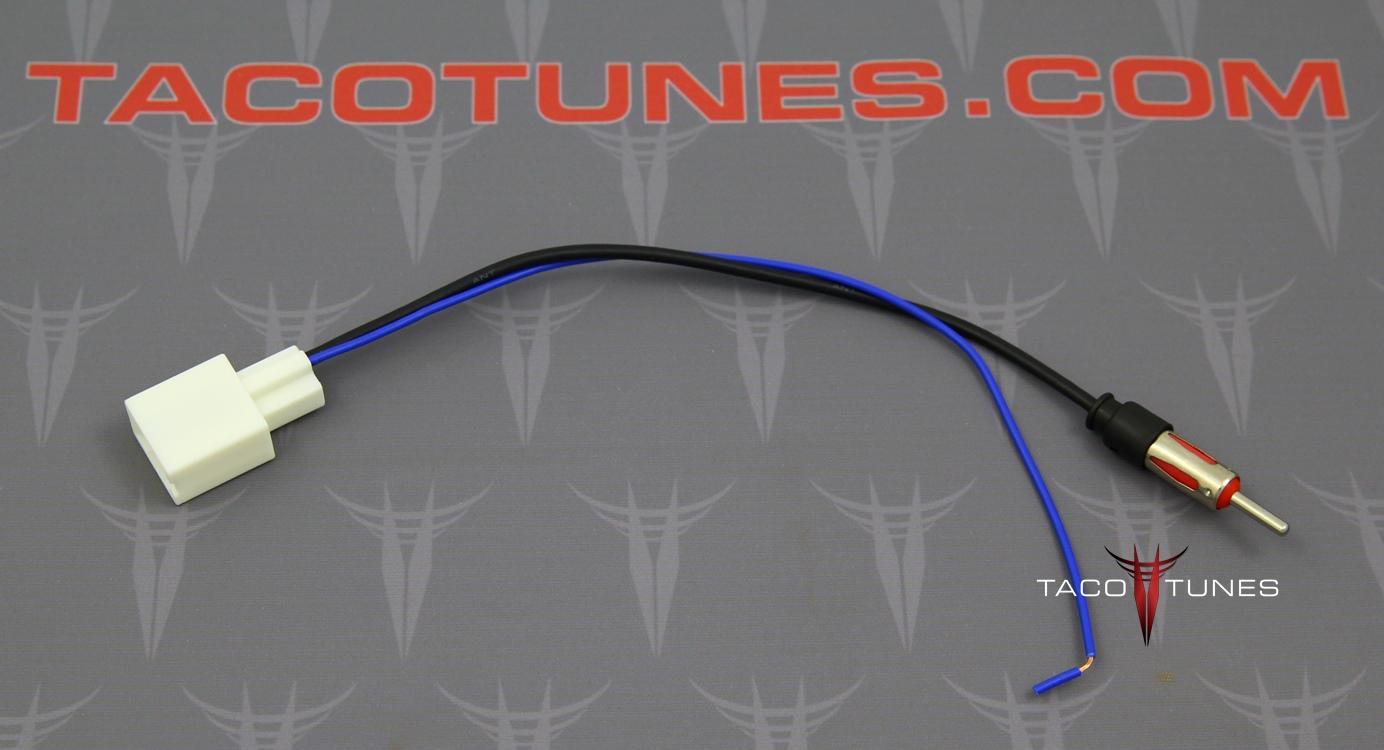 hight resolution of toyota antenna adapter 2013