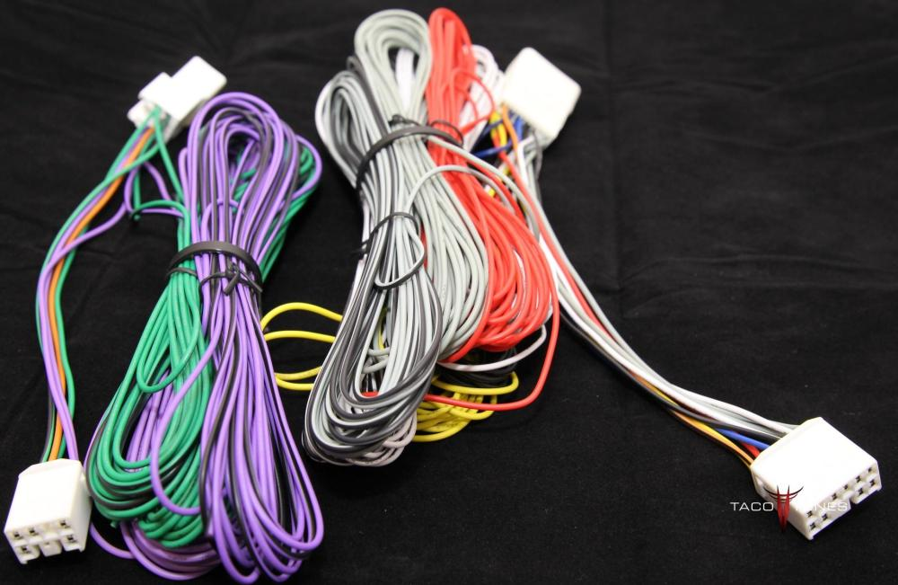 medium resolution of recurve ezq wire harness system toyota tundra