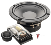 Toyota Tundra Image Dynamics CTX65CS Component Speakers