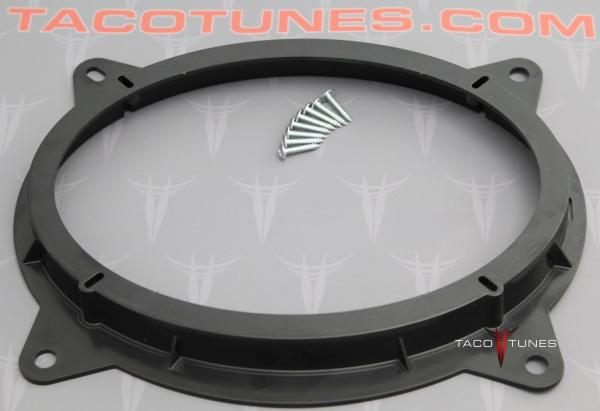 6X9 Speakers For 2008 Toyota Tundra