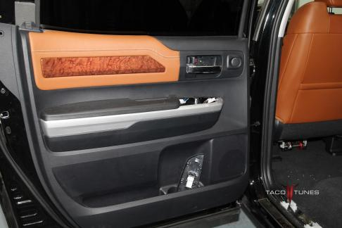 Toyota Tundra Stereo Installation San Antonio TX (4)