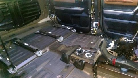 Toyota Tundra CrewMax 1794 Complete Audio System (18)