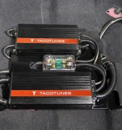 toyota tundra crewmax ez amp plug and play amp rack [ 2074 x 1382 Pixel ]