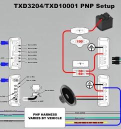 txd3204 txd10001 wiring diagram toyota tundra  [ 2552 x 1871 Pixel ]
