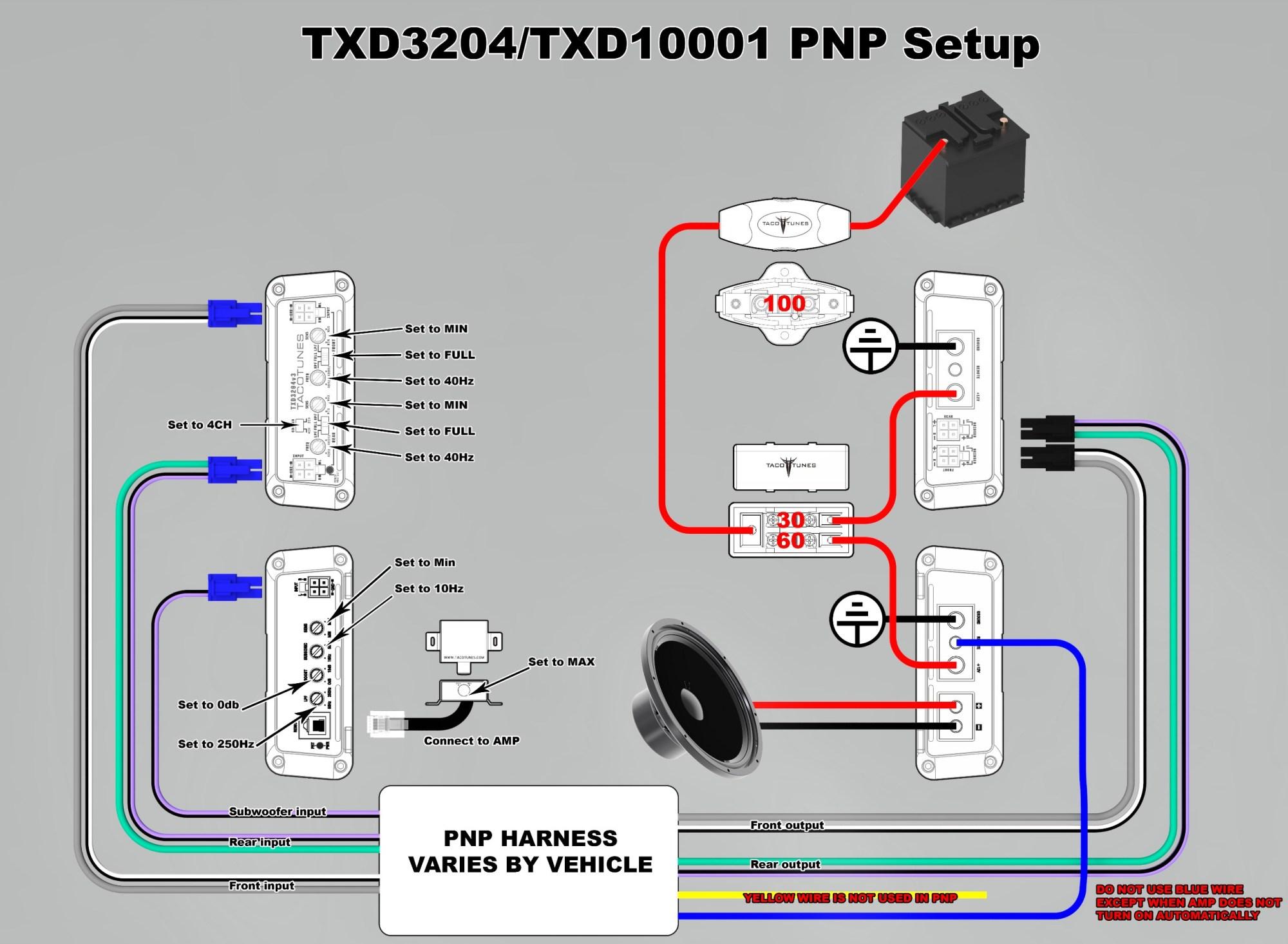 hight resolution of txd3204 txd10001 wiring diagram toyota tundra