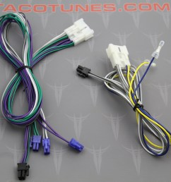 2007 2020 tundra pnp direct integration system amplifier interface 2003 toyota tundra trailer wiring harness toyota [ 1975 x 1554 Pixel ]