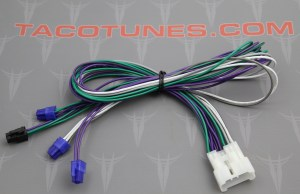 Tundra Plug and Play Stere Amp Harness System - 12 Pin