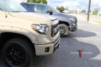 2016 Toyota Tundra CrewMax TRD Pro Complete Audio System Installation (84)