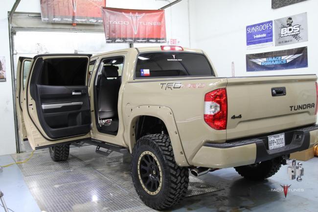 2016 Toyota Tundra Crewmax TRD Pro (1)