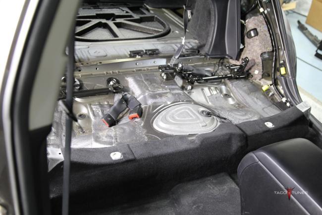 Toyota Camry Complete Audio Upgrade (6)