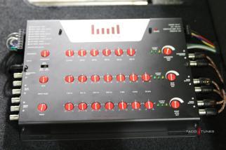 2015 Toyota Tundra CrewMax 1794 Edition Stereo System Upgrade ReCurve EZQ