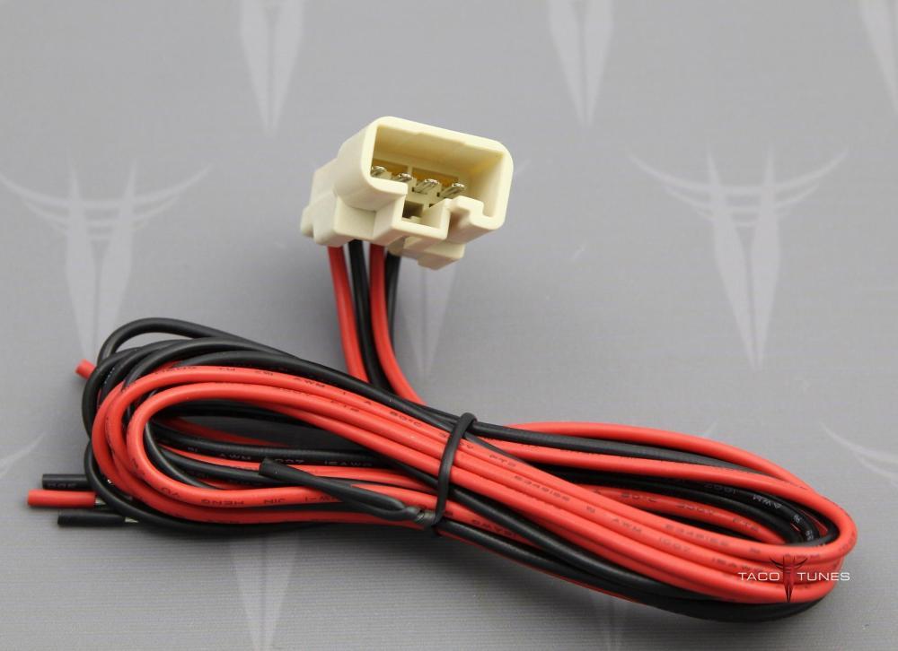 medium resolution of toyota 4runner tweeter wire harness adapter dash speaker replacement