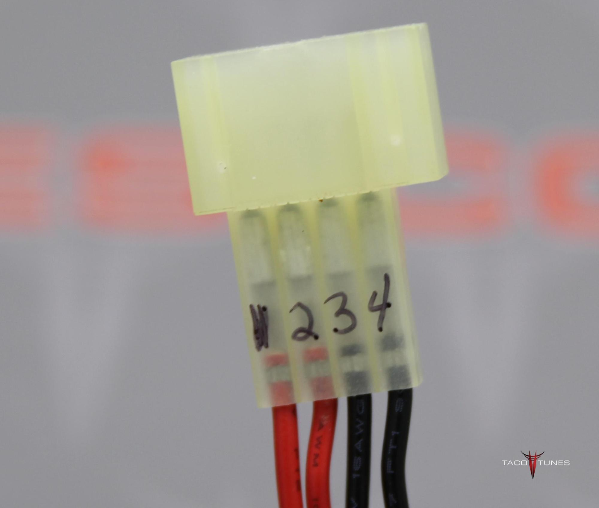 hight resolution of toyota camry tweeter wire harness adapter dash speaker