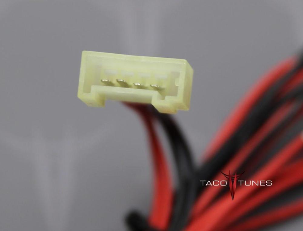 medium resolution of 2012 2023 toyota camry tweeter wire harness adapters pair