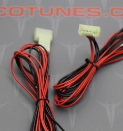 toyota camry tweeter wire harness adapter dash speaker [ 2114 x 1352 Pixel ]