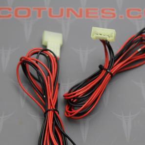 Toyota Camry Tweeter Wire Harness Adapter Dash speaker