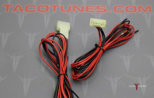 small resolution of toyota corolla tweeter harness adapter