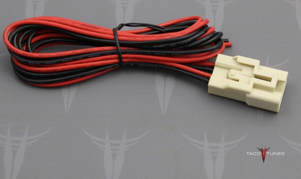 medium resolution of toyota tundra tweeter wire harness adapter dash speaker replacement