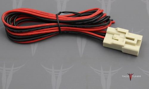 small resolution of toyota tundra tweeter wire harness adapter dash speaker replacement