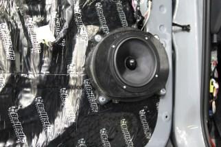 Toyota Tundra TRD Pro CrewMax Front Door Component Speakers