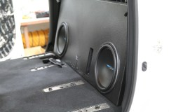 "Toyota Tundra TRD Pro Subwoofer Box 12"" Subwoofers"