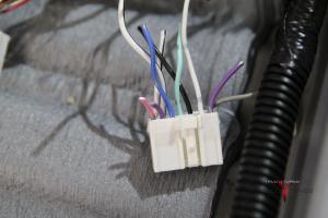 Tundra JBL Harness Repair Process 1