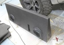 "Toyota Tundra CrewMax 12"" Full Size Subwoofer"