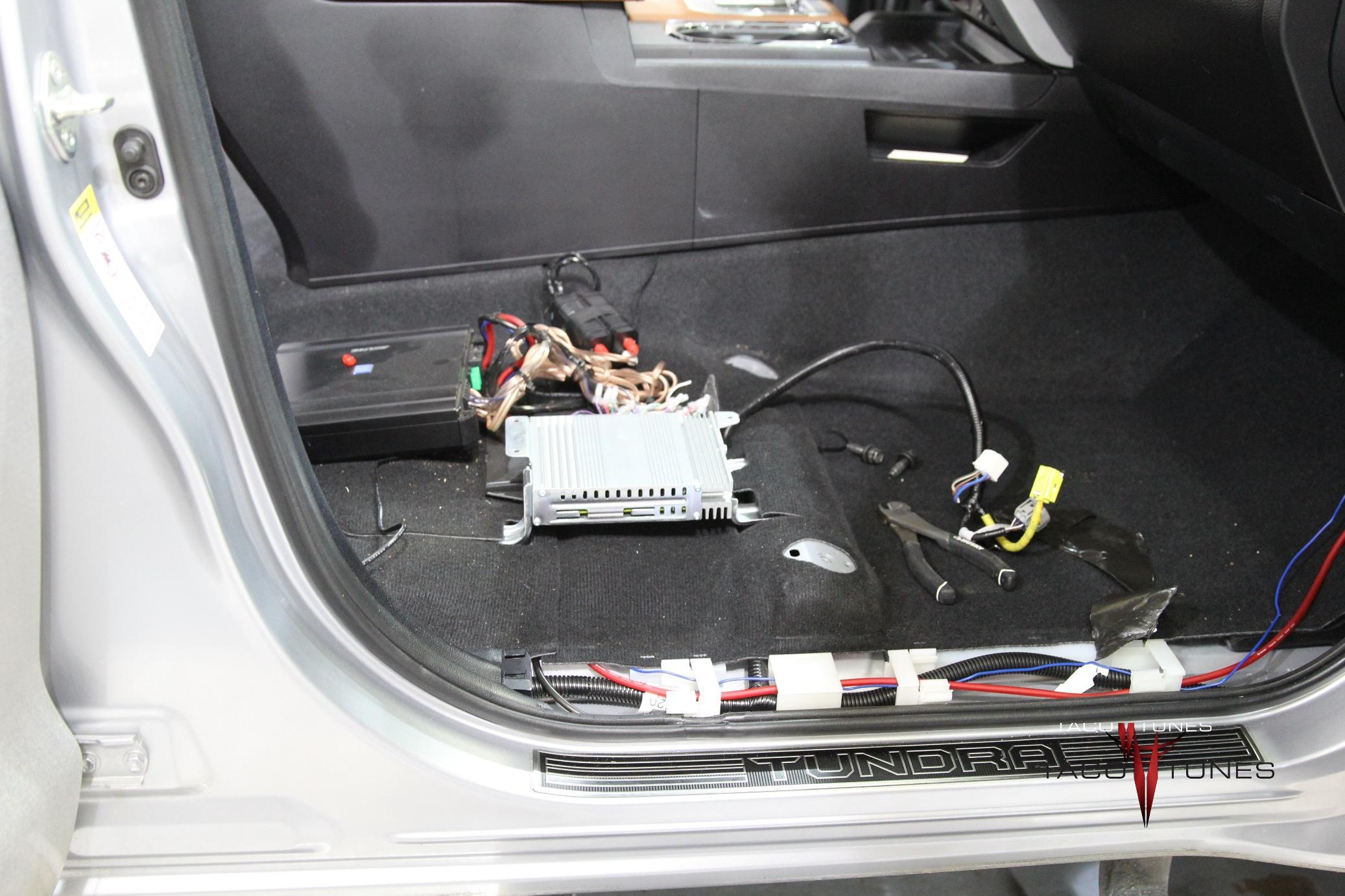 Toyota Tundra Jbl Wiring Harness - Wiring Liry on 2014 tundra radio wiring, tundra stereo wiring diagram, tundra wiring schematic,