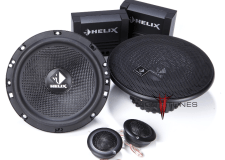 Helix Esprit E62C Component Speakers Toyota Camry