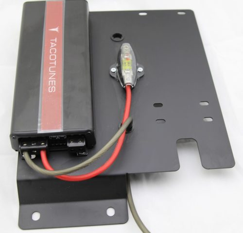 small resolution of 2007 2020 toyota tundra plug n play 5 channel amplifier install kit taco tunes toyota audio solutions