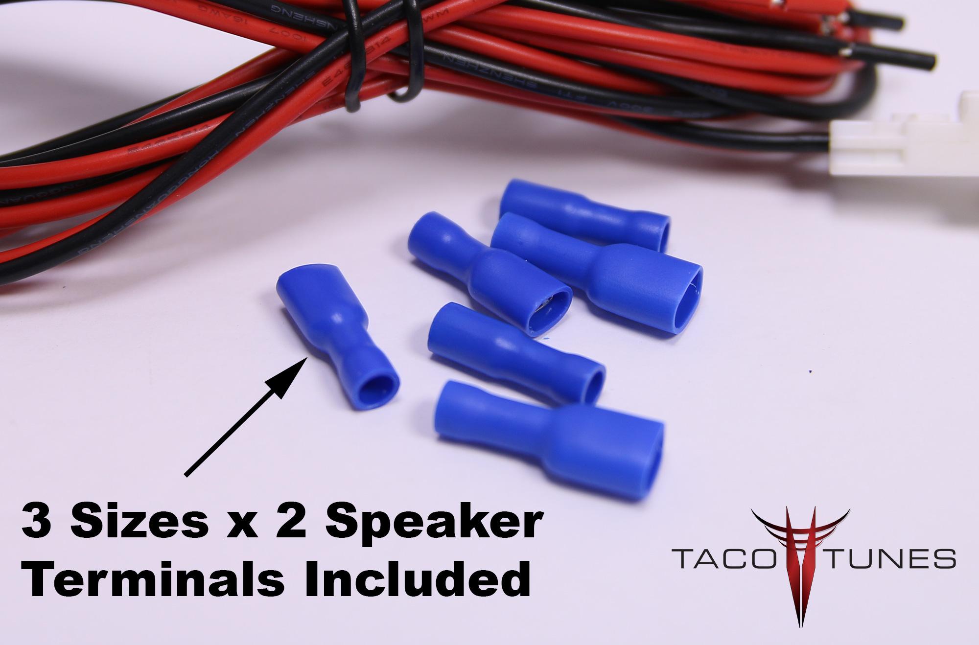 hight resolution of 2018 toyota camry speaker wiring harness