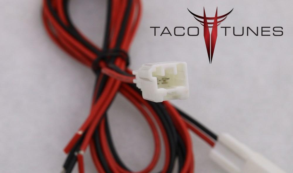 medium resolution of 2019 toyota avalon aftermarket speaker harness adapter avalon wiring harness
