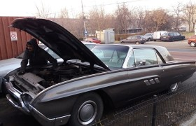 Ford Thunderbird 62