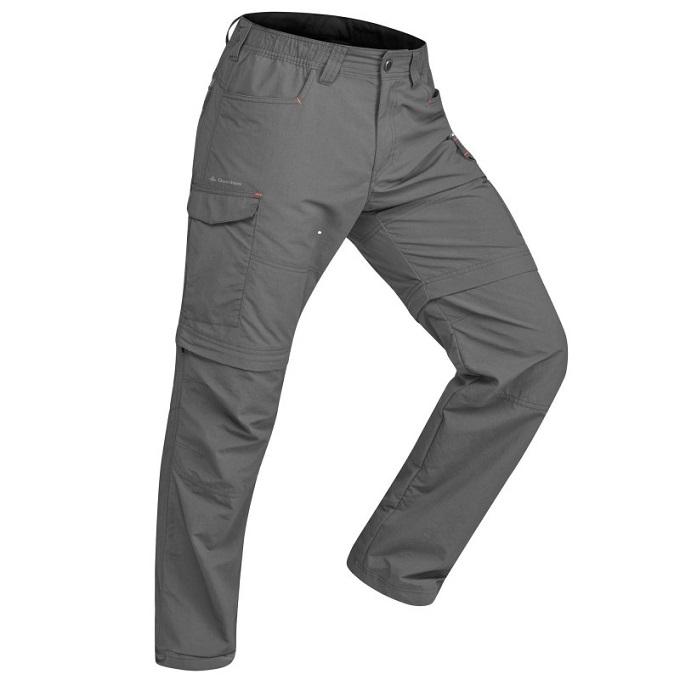Pantaloni trekking de la Decathlon