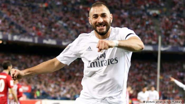 صور مهاجم ريال مدريد من اصول عربية 6 حروف Tacteec